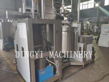 Fully Automatic Vacuum Planetary Mixer With PLC Touch Screen Control
