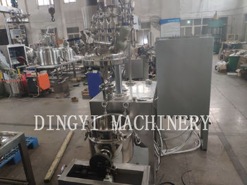 High Speed Vacuum Planetary Mixer With Triple Mixers 1150-3500r/Min