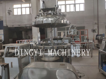 Non Contact Vacuum Emulsifying Mixer For Ointment And Cream Products